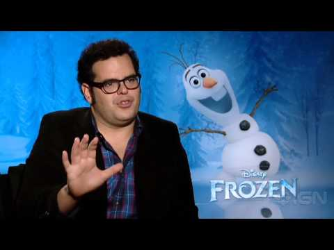 Frozen - Cast & Crew Interviews