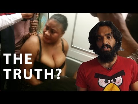 Black women in Metro Incident | The Real Truth