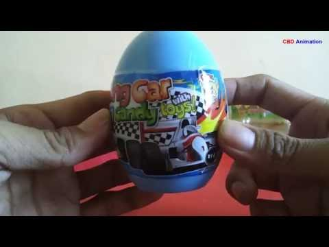 Surprise eggs Unbox Review | Chest Candy With Toys | Review Surprise eggs Out box