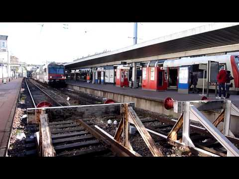 Gares de Versailles