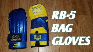 Rival RB5 Bag Mitts Review