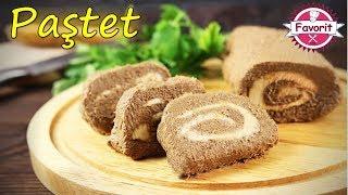 🔵 Qaraciyər paştetinin hazırlanması | Paştet resepti | Ciyer pastetinin hazirlanmasi resepti