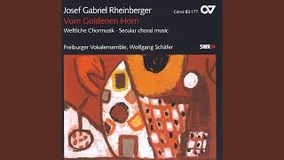Liebesgarten, Op. 80: No. 5. Nachtgesang