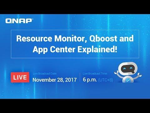 NAS Optimization Tools- Resource Monitor & Qboost