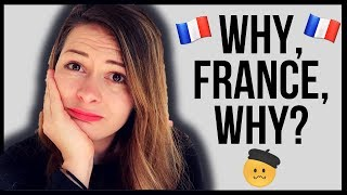 FRENCH CULTURE SHOCK || Expat in France
