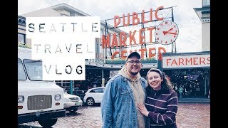 Pike Place Market, Shoe Museum, + Our Anniversary! | Seattle Travel Vlog