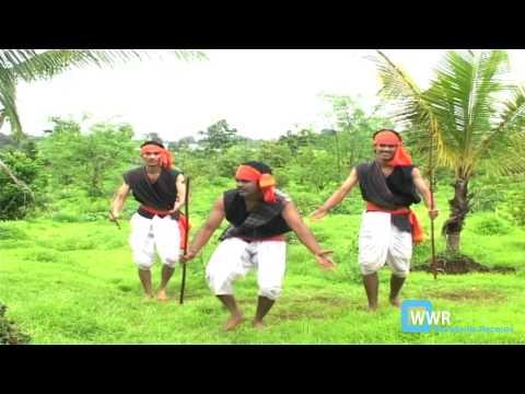 काठी ना घोंगड | Kathi Na Ghongad | Marathi Hit song | HD