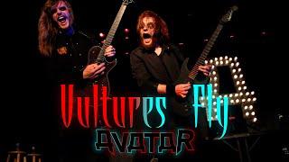 AVATAR - Vultures Fly (Full Guitar Cover)