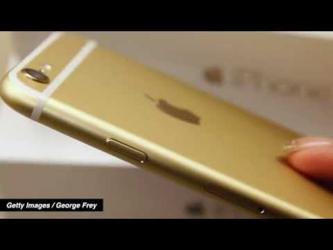 The bendable iPhone 6 Plus | Fortune
