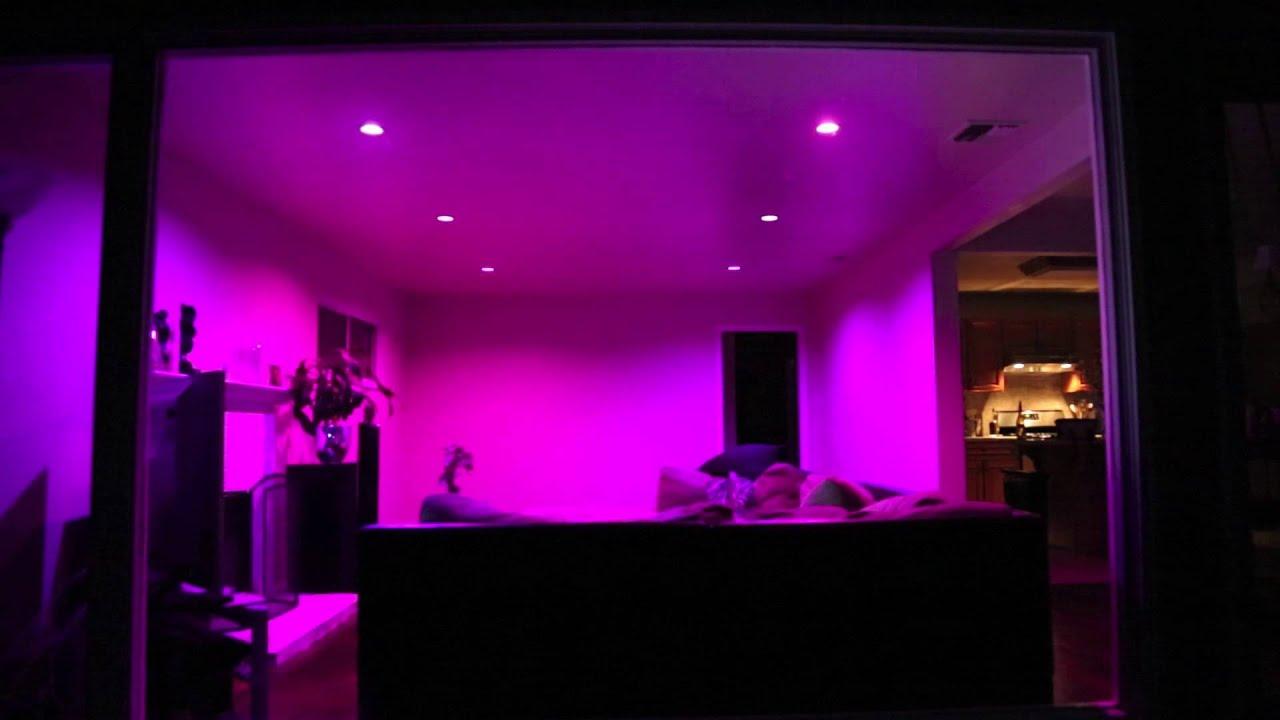 Led Light Show Bulb