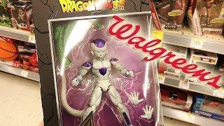 Dragon Stars Figures At Walgreens!!! - Hunting For Dragon Ball Figures! #15
