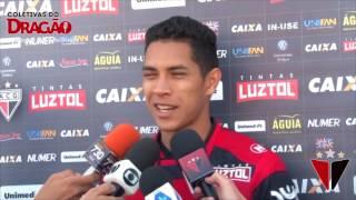 Apresentação no Atlético: Igor Henrique fala da expectativa de defender o Atlético na Série A