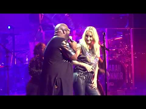 SARAH CONNOR - Living To Love You & Music Is The Key - Festhalle Frankfurt 10.11.2019