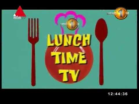 Lunch Time Tv sirasa TV 18th April 2018