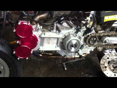 SEX MACHINE RACING 180cc DOHC 水冷 Watercool  RACE MOTOR 003.MOV