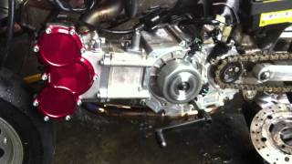 SEX MACHINE RACING 180cc DOHC 水冷 Watercool  RACE MOTOR 003.MOV