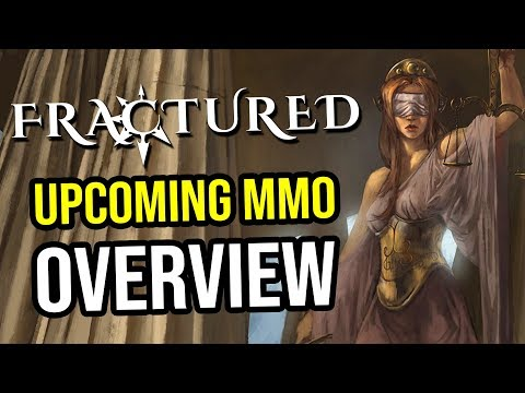 Upcoming MMORPG Overview - Fractured MMO