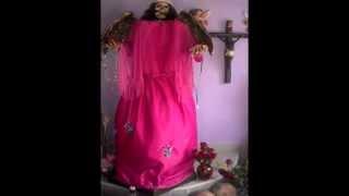 """PRESENTACIÓN ALTAR MAYOR TOLUCA """"MI SANTISIMA MUERTE, MI ANGEL DE DIOS"""""""