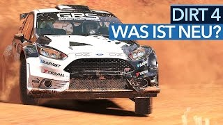 DiRT 4 - Gameplay & Fazit: Was ist anders als bei DiRT Rally?