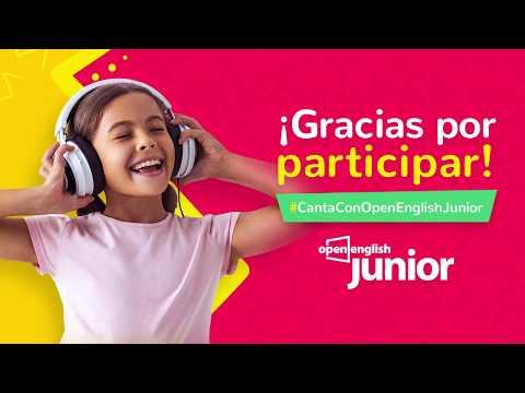 canciones-para-niños-en-inglés-|-concurso-|-open-english-junior