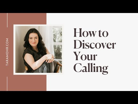 7 Ways to Identify Your Calling