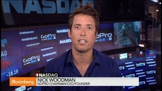 GoPro CEO: Listing on Nasdaq Was `Easy Decision'