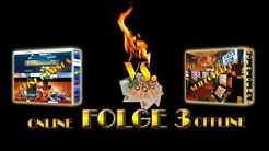ONLINE CASINOS vs. SPIELOTHEKEN- FOLGE 3| FLAMENCO ROSES (online) vs. EL TORERO  (offline)