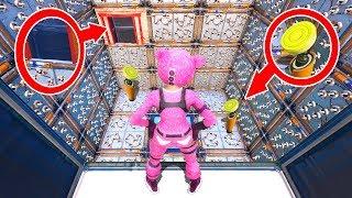 Beat The IMPOSSIBLE Escape Room Deathrun - Fortnite