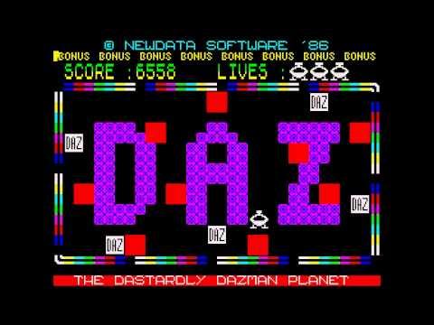 Mission Ninety One Walkthrough, ZX Spectrum