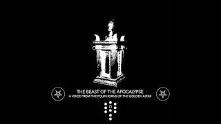 The Beast Of The Apocalypse (Netherlands) - A Voice From The Four Horns Of The Golden Altar (2009)