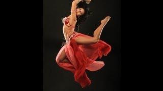 Hot belly dance Amira Abdi - Восточный танец