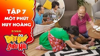 Biệt đội siêu hài | Tập 7 - Tiểu phẩm: Xót xa trước cảnh Lê Giang bị Hoàng Sơn