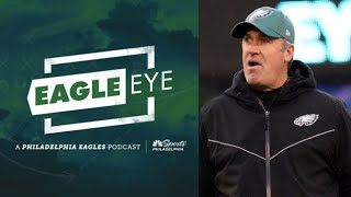 There goes half of the NFL preseason | Eagle Eye Podcast | NBC Sports Philadelphia