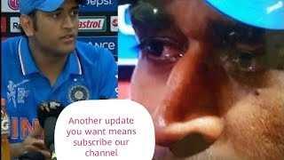 Semi final India Vs New Zealand -2019 world cup Emotional video || Entertainment Boys