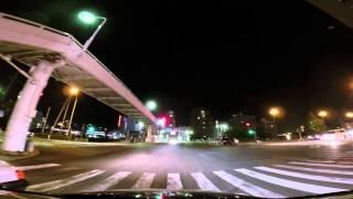 【岩手県道】2号盛岡停車場線2014年ナイトラン