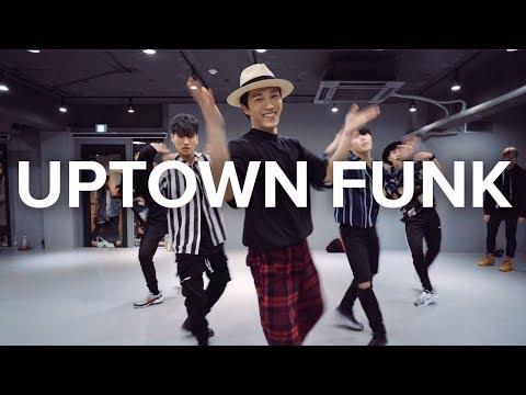 Uptown Funk - Bruno Mars / Junsun Yoo Choreography