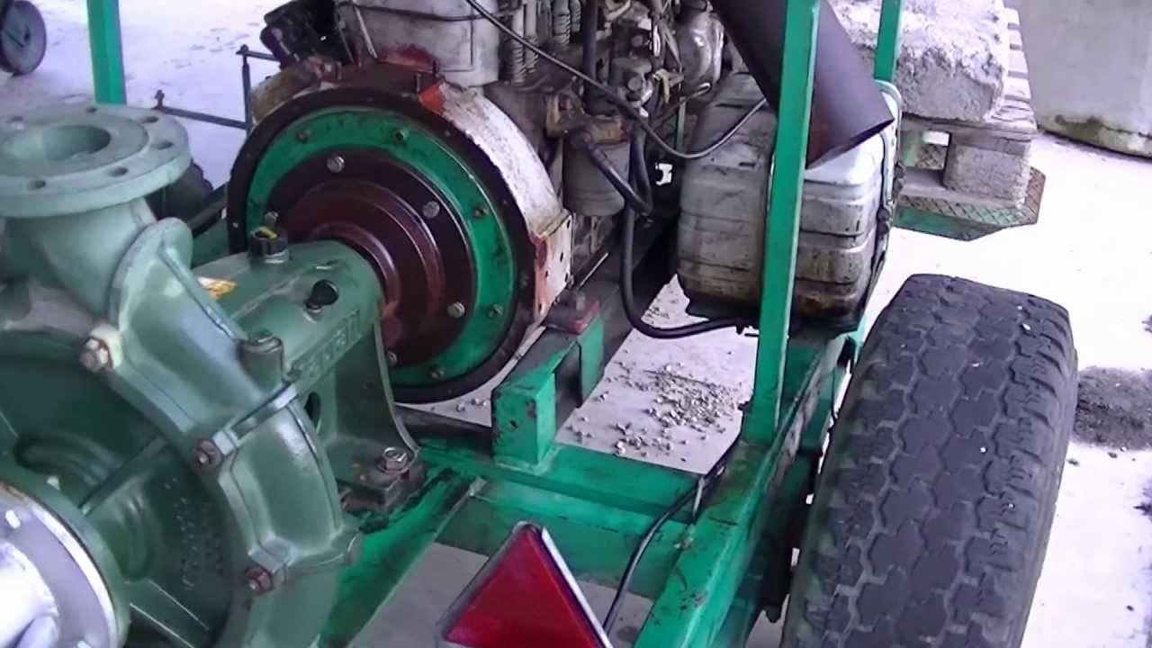 Trattori usati tv pompa caprari youtube for Romana diesel trattori usati