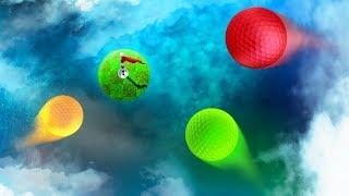 HOLE IN ONE OR FAIL! (Golf it)