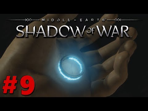Middle-Earth: Shadow Of War | Story Mode - Gameplay | Ring of Power Reacquired #9