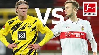 Erling Haaland vs Saša Kalajdžić  - Young Goal Machines Go Head 2 Head
