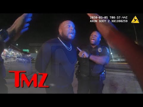 Pleasure P Arrest Video Shows He Pulled Do-You-Know-Who-I-Am Card | TMZ