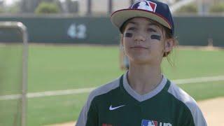 Nadia Chernich on her love for baseball