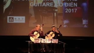 Đi cấy - Dân ca Thanh Hóa.  Duo guitar: Thor, Cảnh Hiếu