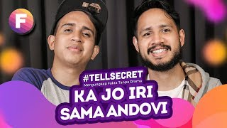 Pengakuan Ka Jo Pernah Iri Sama Andovi #TellSecret