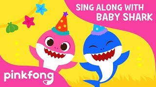 Mother's Day, Father's Day | Sing Along with Baby Shark | Pinkfong Songs for Children
