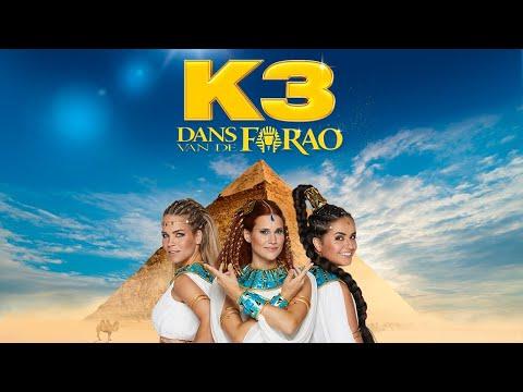 K3: Dans van de Farao trailer is hier