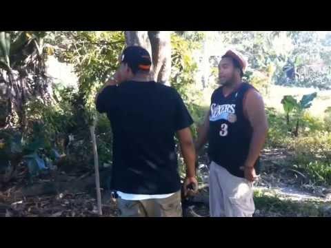 Fuego cruzado película dominicana (corto metraje)