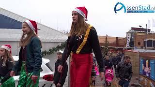 Laatste dag Kerstmarkt Winterland Assen