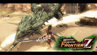 Tráiler de Monster Hunter Frontier Z