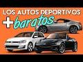 Los 7 Autos Deportivos MÁS BARATOS en México